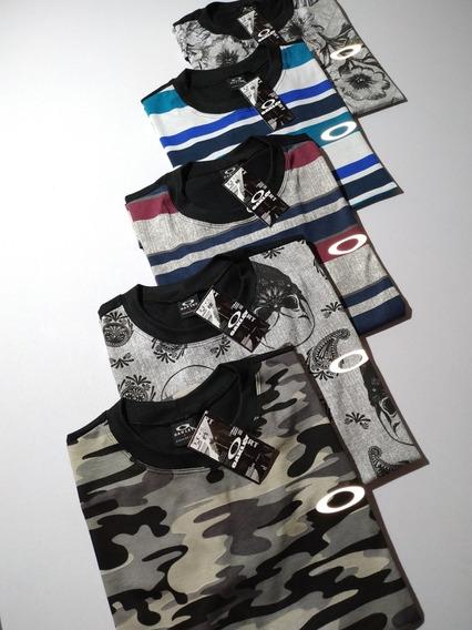 Kit 20 Camisas Oakley Refletivas Zoi De Gato Frete Gratis!