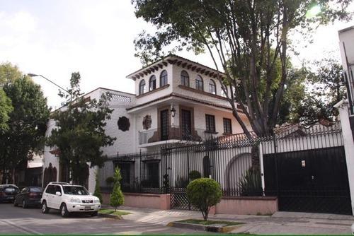 Casa En Renta Para Oficinas En Mixcoac