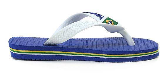 Ojota Havaiana Brasil Logo 4110850-2711 Unisex 4110850-2711