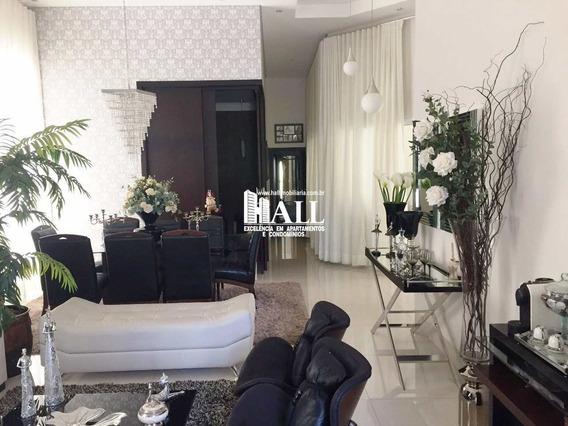 Casa De Condomínio Com 4 Dorms, Parque Residencial Damha V, São José Do Rio Preto - R$ 1.150.000,00, 380m² - Codigo: 2866 - V2866