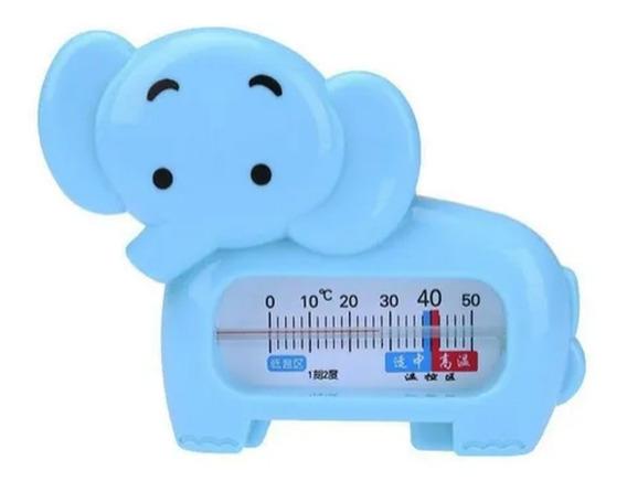 Termômetro Para Banheira Azul - Pais E Filhos