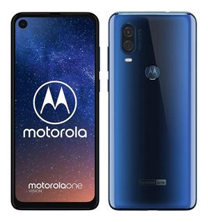 Motorola One Visión 4/128gb // 310 Vrds // Tienda Fisica