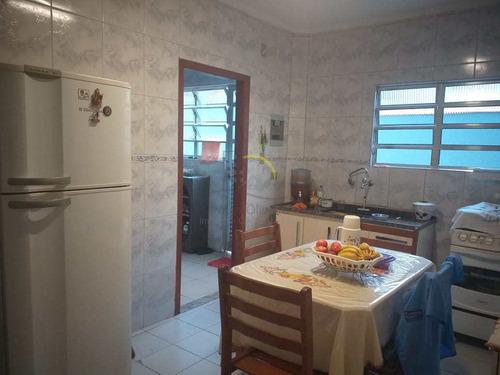 Imagem 1 de 8 de Casa Com 2 Dorms, Cidade Naútica, São Vicente - R$ 200 Mil, Cod: 2107 - V2107
