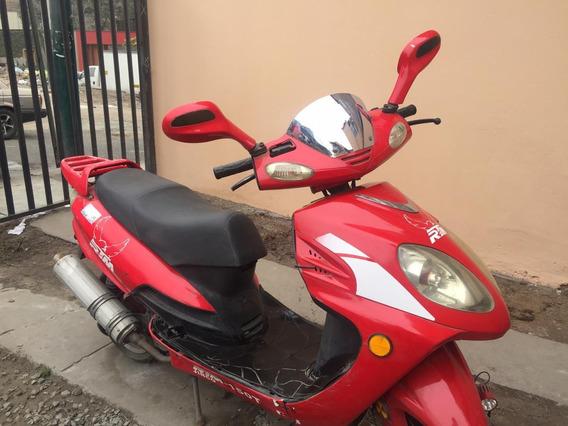 Moto Scooter Rtm 150
