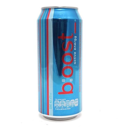 Boost Bebida Energética 470 Ml