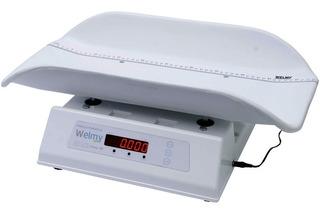 Balança Médica Pediátrica Eletrônica 15kg - Welmy - 109-e