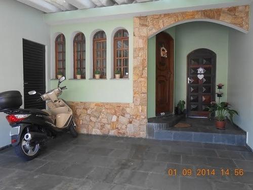 Imagem 1 de 8 de Casa Sobrado Para Venda, 1 Dormitório(s), 190.0m² - 6156
