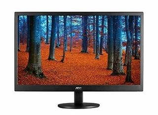 Aoc E970swn Monitor Con Iluminación Led De 18.5 Pulgadas, Re