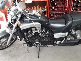 Moto Yamaha V-max 1200 C.c, 98/99, Com Apenas 20.000 Km Nova