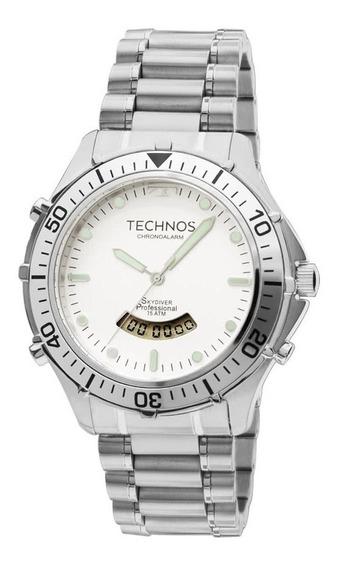 Promoção Relógio Technos Skydiver T205iw/1p Caixa 50 Mm
