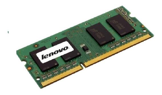 Memoria Ram Lenovo Ob47380 4gb Ddr3 1600mhz Sodimm