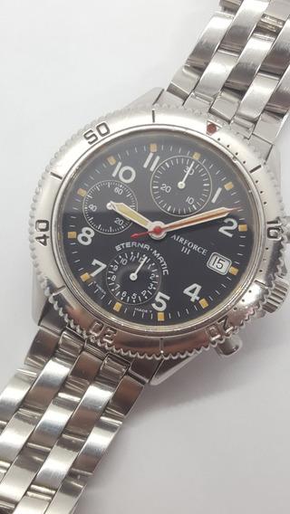 Relógio Eternamatic Air Force 3 Automático