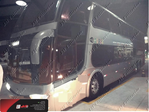 Paradiso 1800 Dd G6 Ano 2003 Scania K360 56 Lug Jm Cod.342