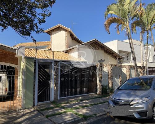 Casa Para Venda Na Nova Campinas Em Campinas  -  Imobiliária Em Campinas - Ca00601 - 33157653