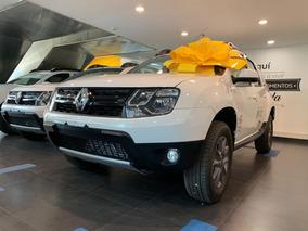 Renault Duster 2020 Placa Blanca Con Cupo Y Trabajo 0km