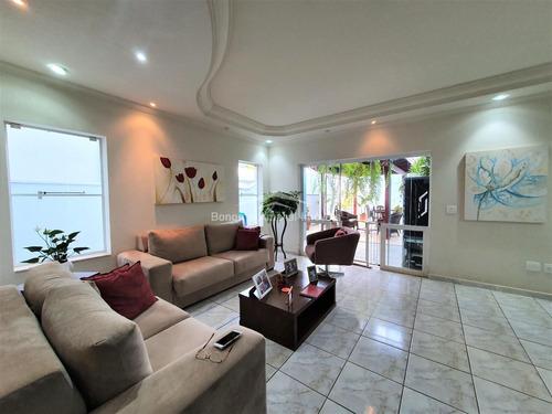 Casa À Venda Em Jardim Alto Da Colina - Ca013298