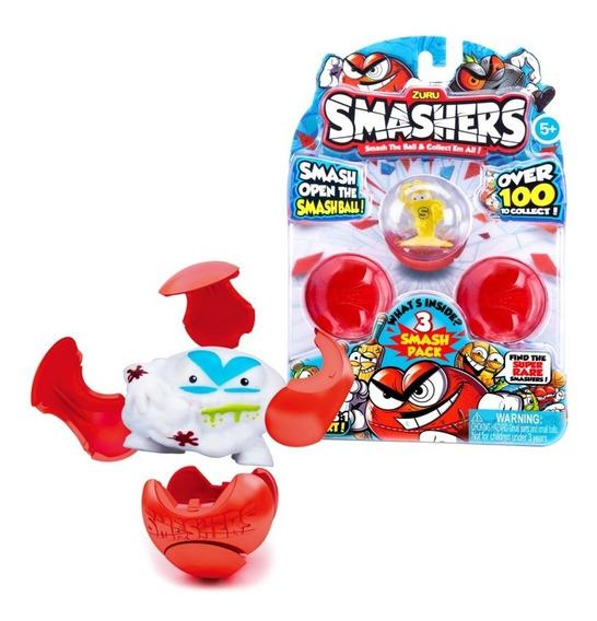 Smashers Paquete De 3