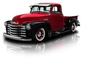 Chevrolet 51 49 52 50 55 Cabine