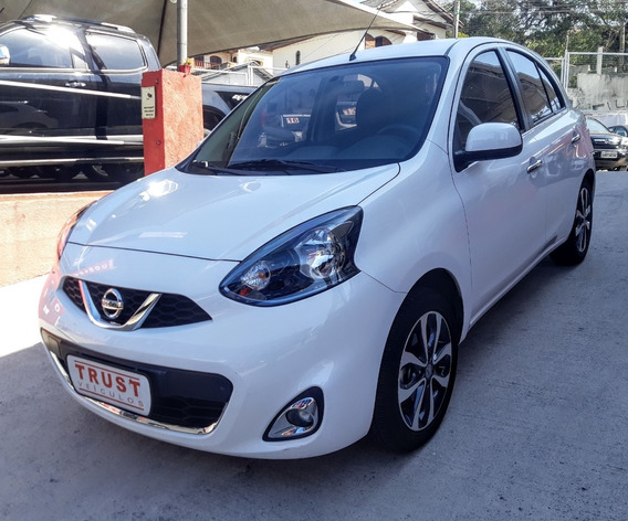 Nissan March 1.6 Sl 2015 Flex!