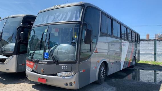 Ônibus Marcopolo Paradiso 1200 G6 Volks Cuminnis Com Ar