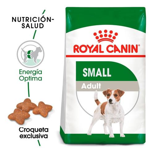 Imagen 1 de 3 de Alimento Para Perro Royal Canin Perro Mini Adult 6.36kg