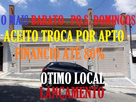 Sobrado Parque São Domingos Rua Armando Martino 163 - 9607