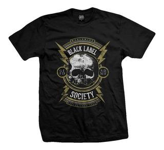 Remera Black Label Society Warrior
