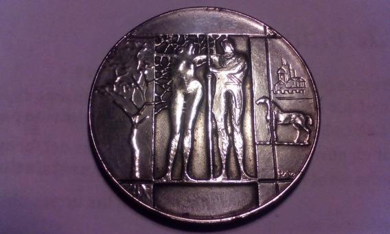 Medalla Conmemorativa Fundacion De Buenos Aires 1580/1980