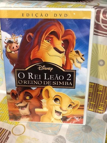Dvd O Rei Leão 2 O Reino De Simba