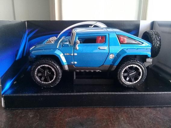 Miniatura 2008 Hummer Hx Concept