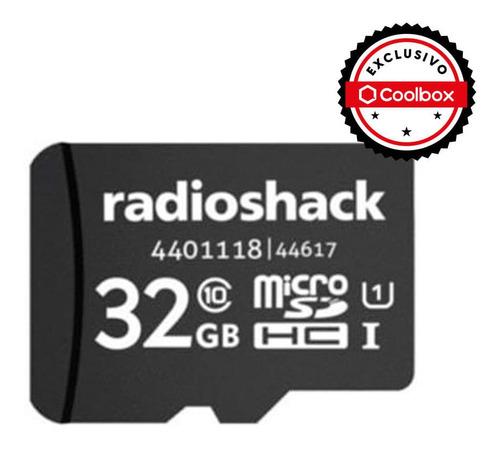 Tarjeta De Memoria Micro Sdhc Clase 10 32gb