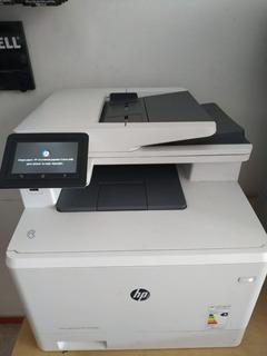 Impresora Hp Laser Jet Pro M477 Fdw