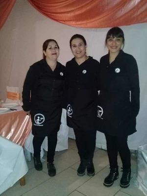 Servicio De Camareras- Mozas- Personal De Cocina- Parrillero