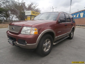 Ford Explorer Everest 4x4 Automático