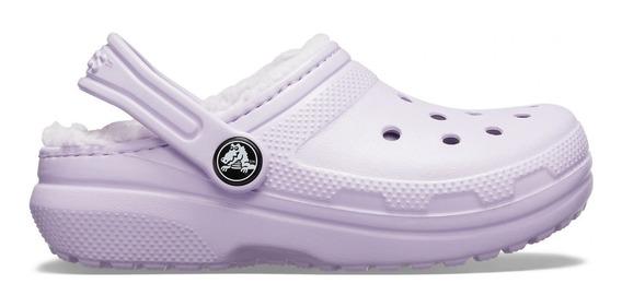 Crocs Classic Lined Clog De Mujer