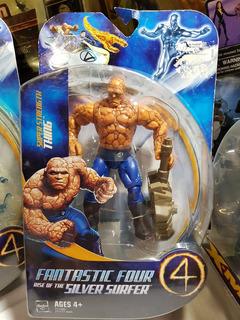 La Mole, Thing Super Strength, Los 4 Fantasticos 2006