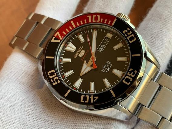 Relógio Seiko 5 Sports Automatic Srpc57