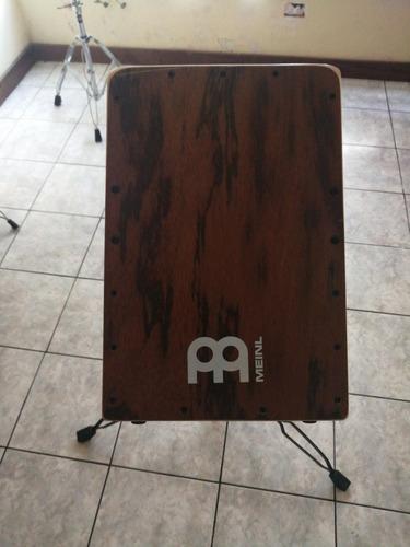 Instrumento De Percusión: Cajón Peruano Marca Aa Meinl.