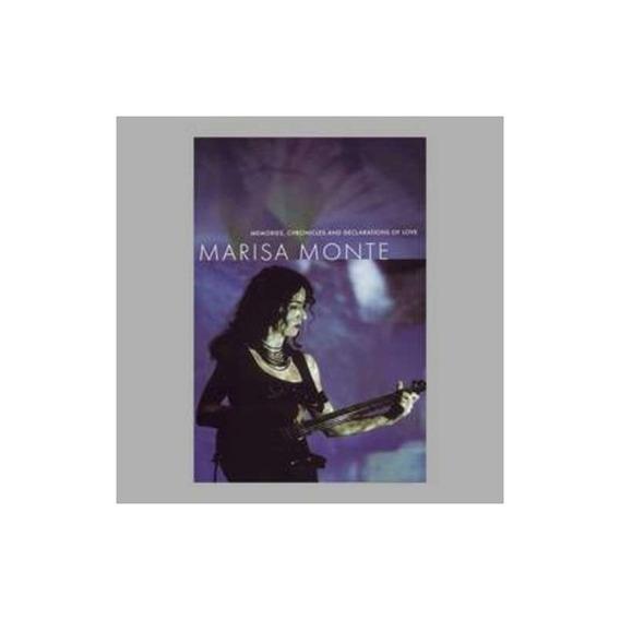 Monte Marisa Memorias,cronicas Y Declaraciones D Dvd Nuevo