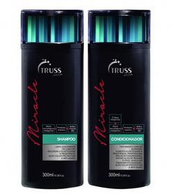 Truss Miracle Shampoo + Condicionador 300ml - Oferta!