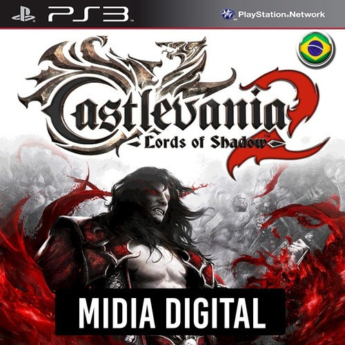 Castlevania Lords Of Shadow 2 - Ps3 Psn*