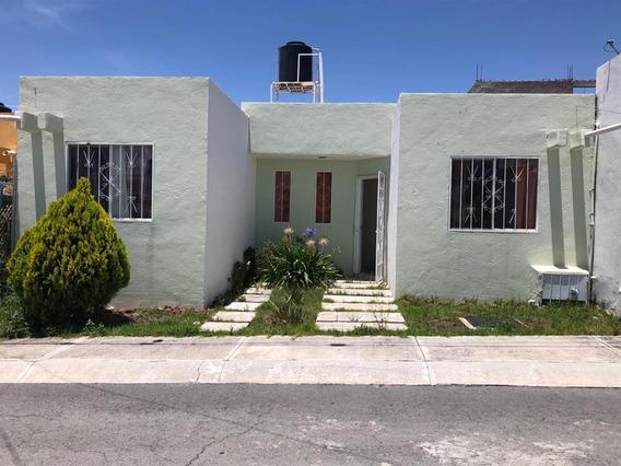 Casa En Zona Sur De Pachuca Sobre La Mexico - Pachuca.