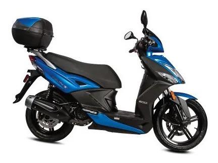 Kymco Agility 200 Inyeccion Nuevo Modelo En Brm !!!