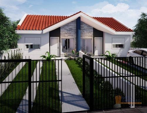 Casa À Venda Por R$ 319.000,00 - São Luiz - Caxias Do Sul/rs - Ca0003