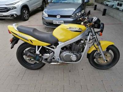 Suzuki Gs500e Naked - 2002