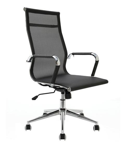 Cadeira Presidente Firenze Preta