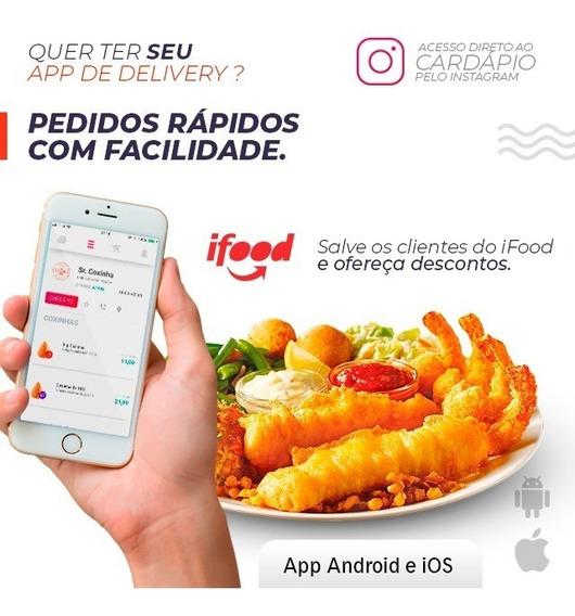 Aplicativo Appfood.me Delivery