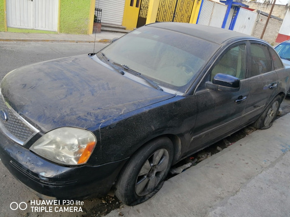 Ford Five Hundred 3.0 Sel Premium Piel Qc Cd Mp3 At 2005