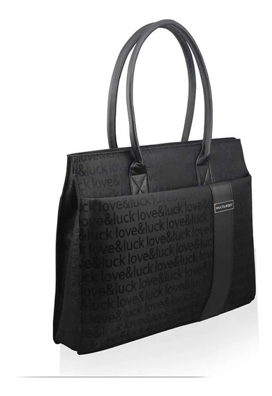 Bolsa Para Notebook Até 15,6 Pol Fashion Feminina Multilaser