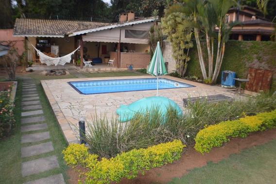 Casa Residencial Em Atibaia - Sp - Ca0340